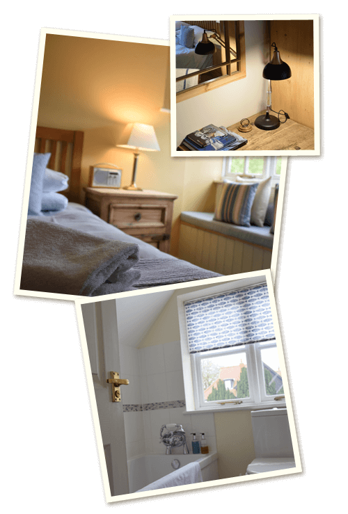 Rooms in Thorpeness